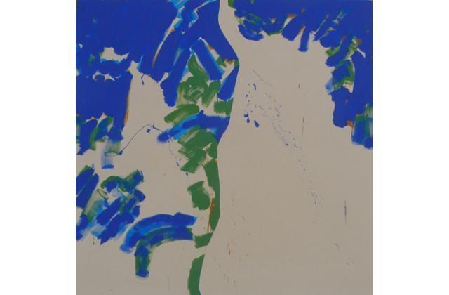 Richard Mill | RM 1421 | Acrylique sur toile (acrylic on canvas) |2006