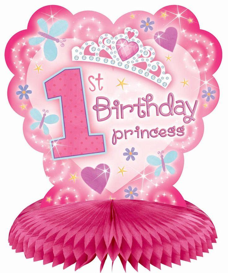 1st Birthday Princess Decorations Cheap 1st Birthday 1st Year Happy Birthday Wishes