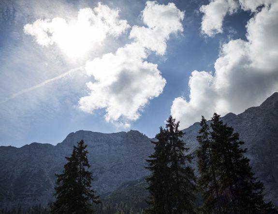 Auf den Spuren der Adler Alpingeschichten: Tuxer Alpen & Wettersteingebirge