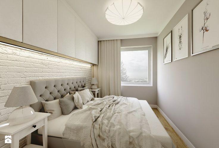 Nowoczesny styl prowansalski - Sypialnia, styl nowoczesny - zdjęcie od Przestrzenie