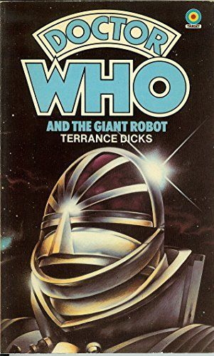 Doctor Who and the Giant Robot (A junior Doctor Who book) @ niftywarehouse.com #NiftyWarehouse #DoctorWho #DrWho #Whovians #SciFi #ScienceFiction #BBC #Show #TV