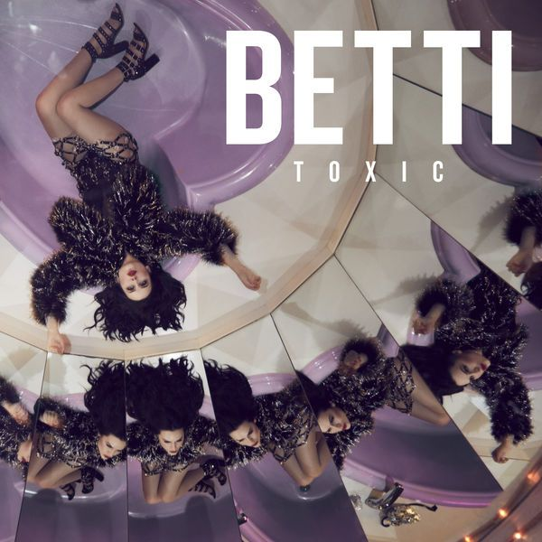 """Listen to """"Toxic (Britney Spears cover)"""" by Betti #LetsLoop #Music #NewMusic"""