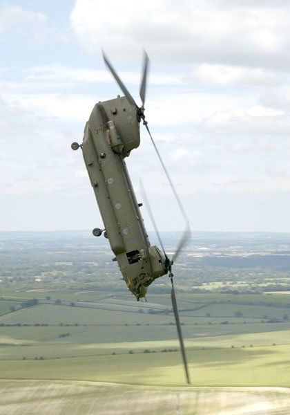 CH-47 CHINOOK. SPANISH ARMY FORCE