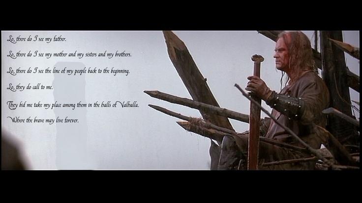A Northman's Prayer-