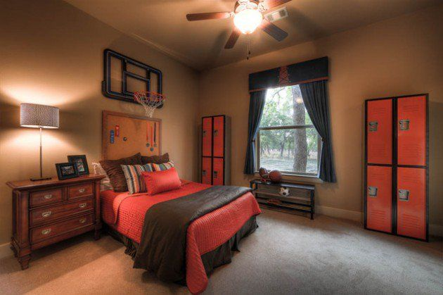 best 25 basketball themed rooms ideas on pinterest 10179 | a90476e94cdd9d62838b56a3ff0d0501