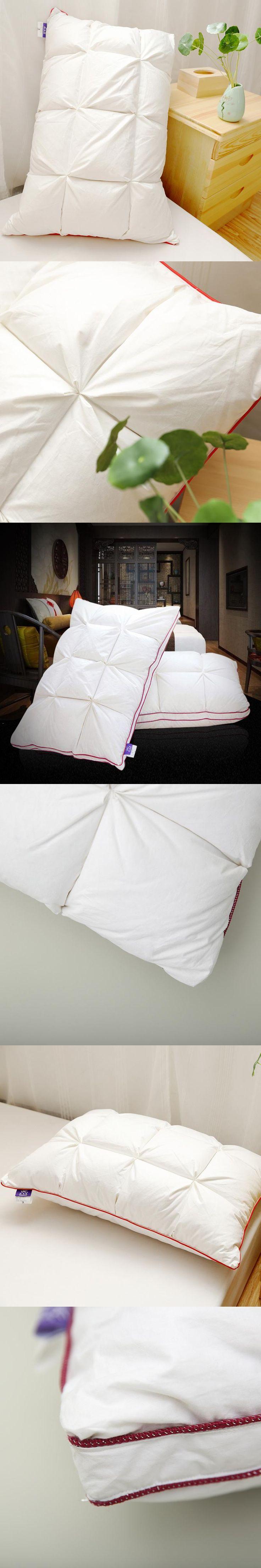 Best Goose down pillows ideas on Pinterest