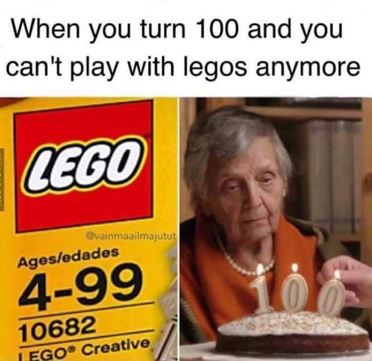 Oh NO, Have to get my gramps legos, 94 this year....we gotta make these next 6 years count.