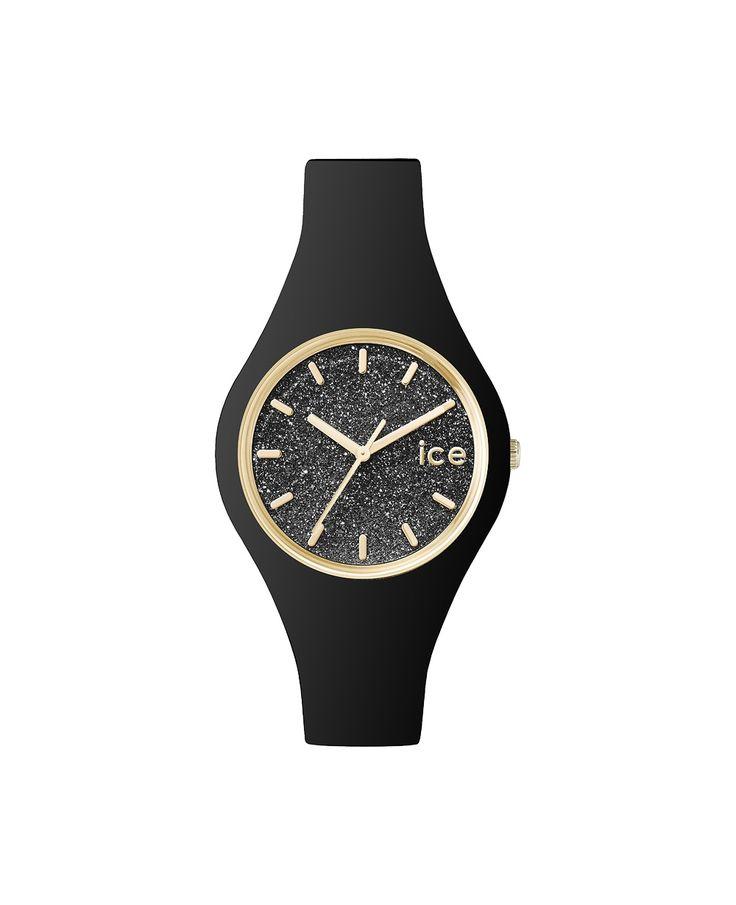 Ice Watch ICE блестки - Черный - Маленькие ICE.GT.BBK.SS15 дамы | uhr24