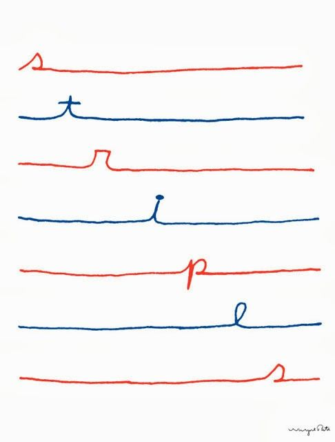 Stripes for life.                                                                                                                                                                                 Plus