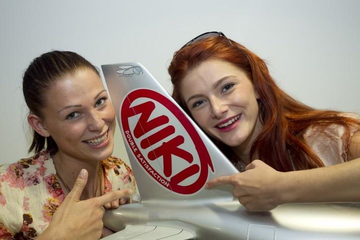 NIKI @ Austria's next topmodel - Modenschau in Ibiza