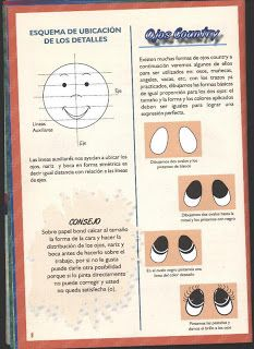 Como hacer ojos para muñecos o muñecas ~ cositasconmesh