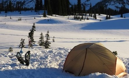 10 Winter Camping Tips