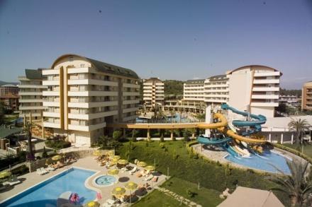 Alaiye Resort & Spa Hotel - Tatil Merkezi