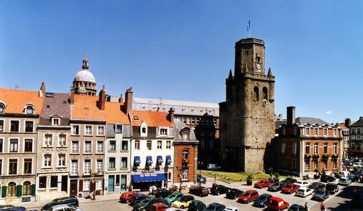 Беффруа Булонь-сюр-Мер – #Франция #Нор #Булонь_сюр_Мер (#FR_O) Запомните название французского города Булонь-сюр-Мер. Здесь, наверное, не очень тепло, зато есть на что посмотреть!  ↳ http://ru.esosedi.org/FR/O/1000229030/beffrua_bulon_syur_mer/