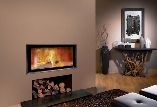 Fondis Ulys 1100 wood insert stove