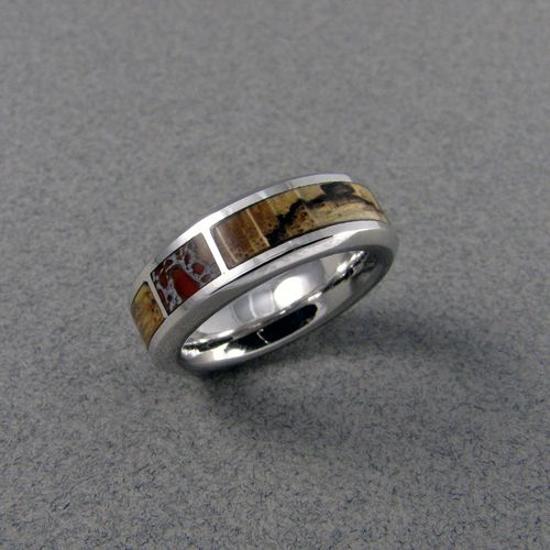 Artisan White Gold Mens Wedding Band All Of Our Rings Are Custom Ordered