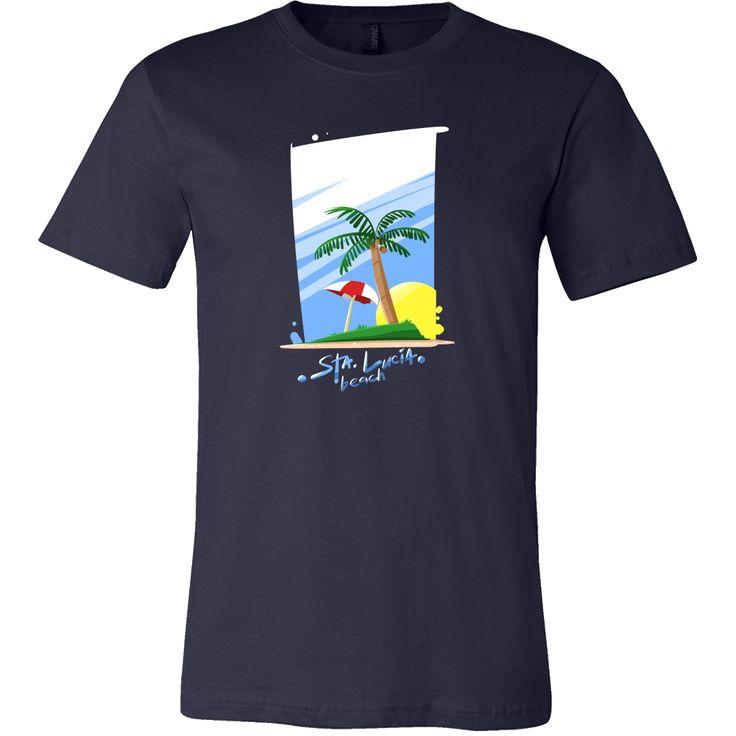 Cuba Santa Lucia Beach Summer Premium T-Shirt