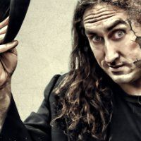 ROSS NOBLE 'Tangentleman' - 9/11/14 - Ipswich Regent