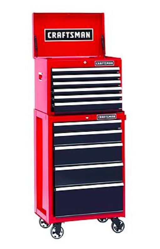 14 Best Images About Sears Craftsman Tool Storage On Pinterest