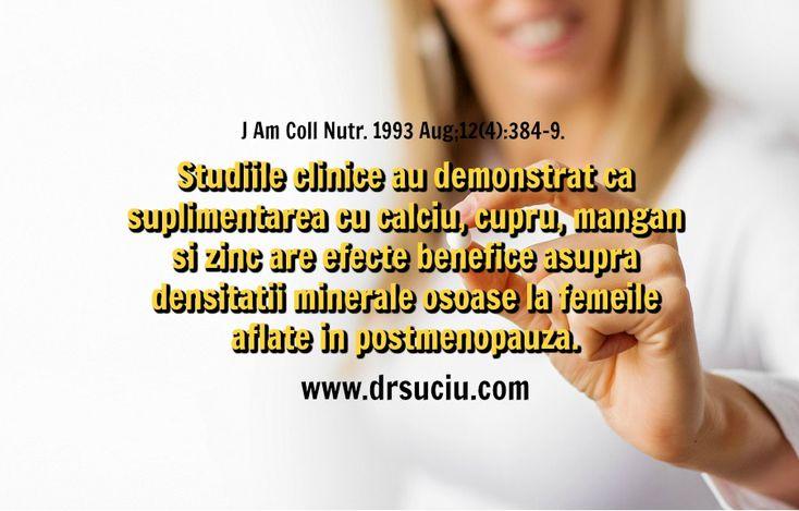 Photo Beneficiile suplimentarii in caz de osteoporoza - drsuciu