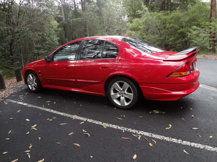 INTERESTED? My late darling husbands other girl. Ford Falcon Tickford AU XR8 5 speed manual, 5 litre motor.