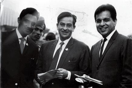 The Trimurti - Dev Anand, Raj Kapoor & Dilip Kumar