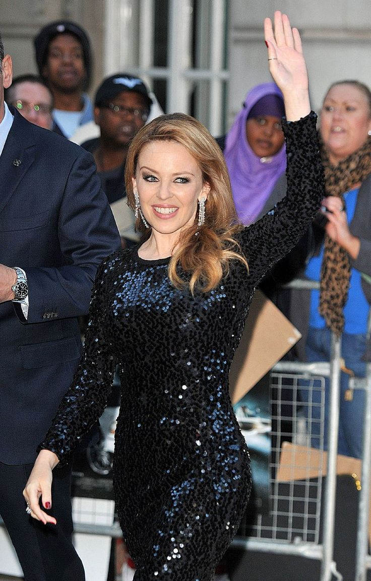 Kylie Minogue :)