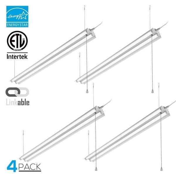Top 23 Best Led Garage Lights Review In 2020 A Step By Step Guide Led Garage Lights Garage Lighting Led Shop Lights