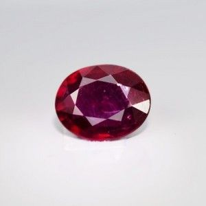 Jual Batu Ruby Madagaskar 2.29 carat, Natural Top Blood Red