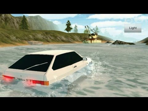 car driving underwater 1 cars videos for kids video for children