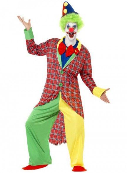 Deluxe Circus Clown