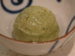 Zmrzlinu ze zeleného čaje Japonci milují nejvíc.