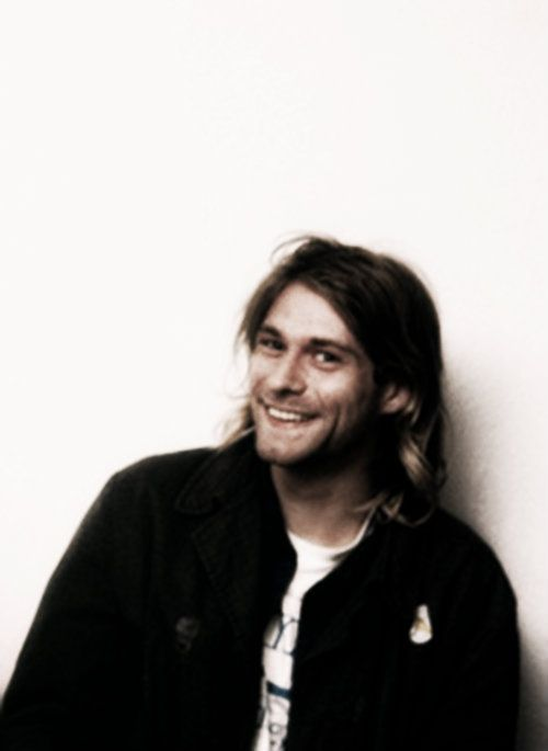 It's interesting, because while there's a certain selfish gratification in having any number of people buy your records and come to see you play, none of that holds a candle to simply hearing a song that I've written played by a band. -Kurt Cobain