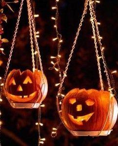 28 Best Homemade Halloween Fall Decorations Ideas