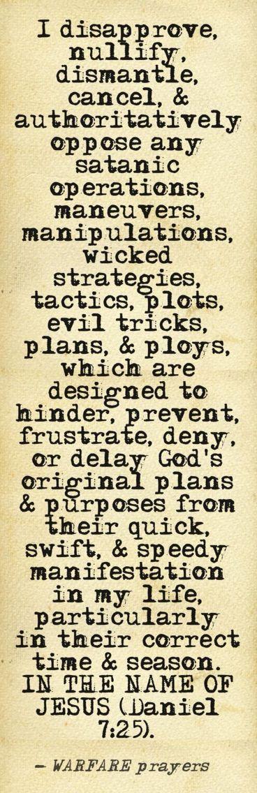 .powerful prayer