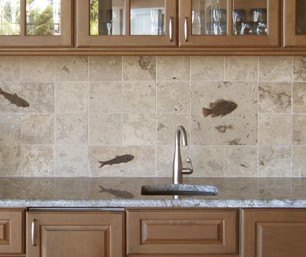 Kitchen Backsplash Rock: In A Perfect World.... THIS Would Be My Back-splash. Honed