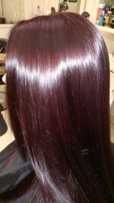 1000 Ideas About Cherry Coke Hair On Pinterest Dark