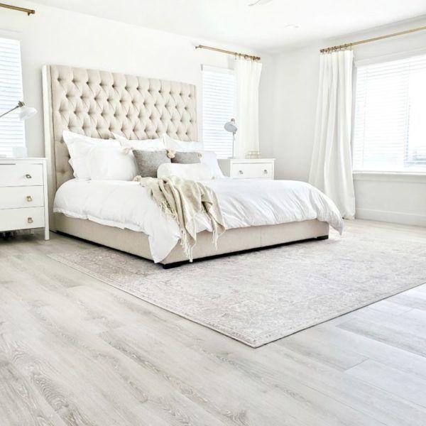 Pin On Cozinha Planejada, White Laminate Flooring Bedroom