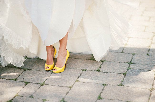 pinterest the world39s catalog of ideas 3 ideas of yellow heels for wedding