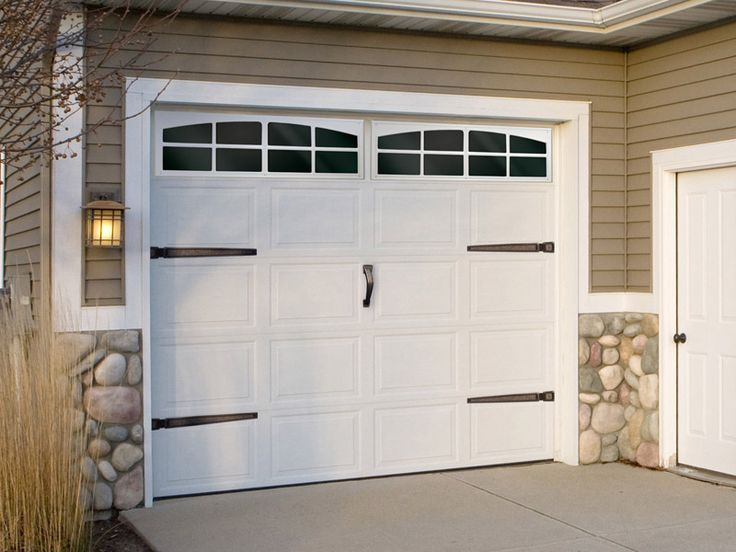 Garage Door Decorative Accessories Carriage House Garage