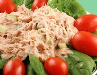 Lean & Green Medifast Recipes: Tuna Salad