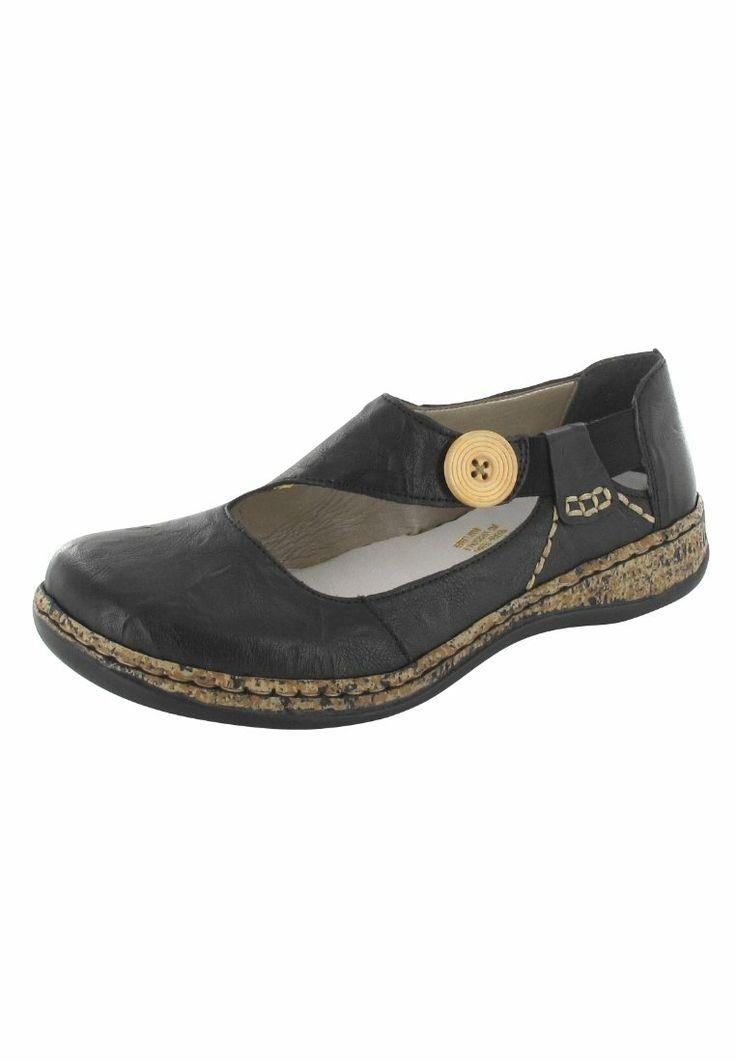 Rieker - DAISY - Sandaler & sandaletter - Svart