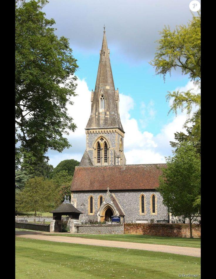 Les 25 meilleures id es de la cat gorie mariage kate et St mark s church englefield