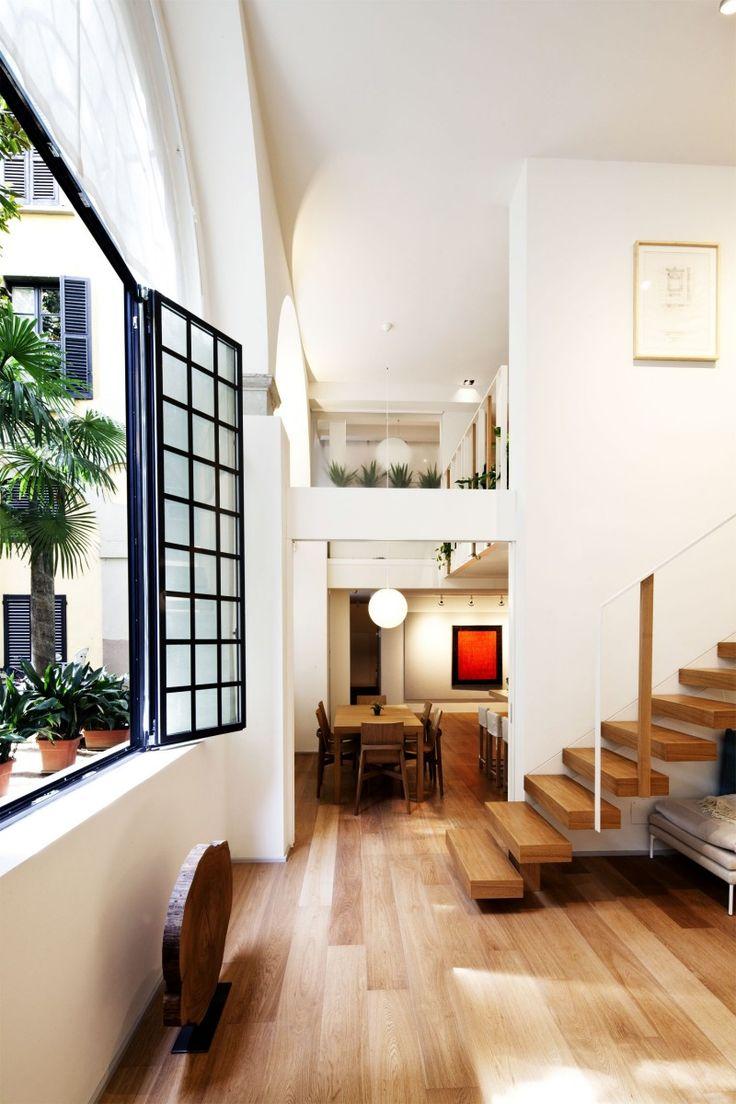 House in Milan - #InteriorDesign #LivingRoom
