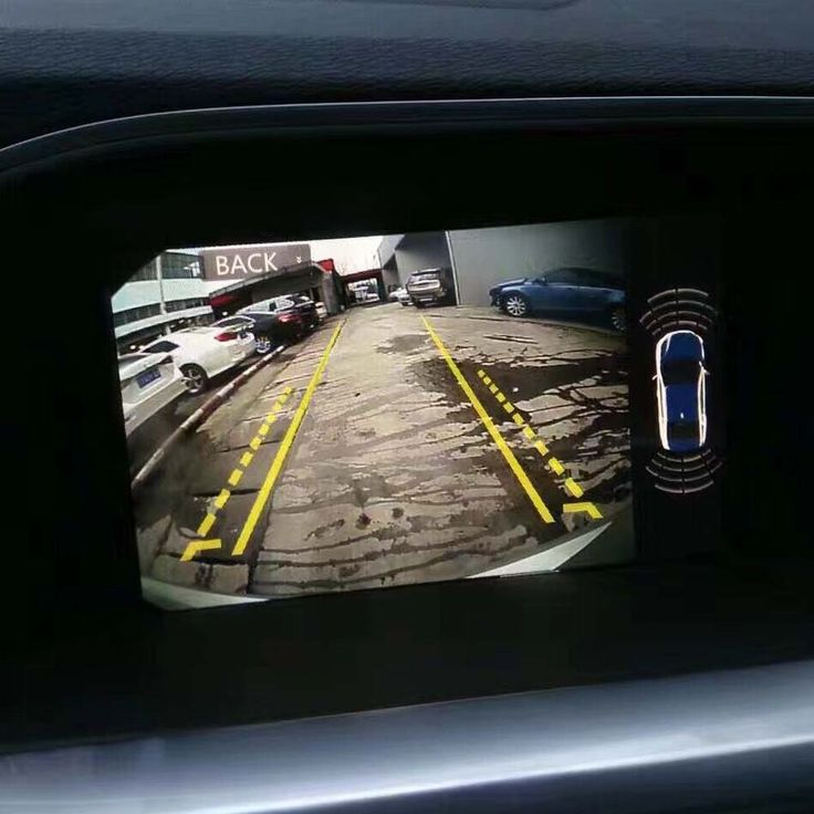 S60 V40 V60 XC60 2015 With Sensus Connect Head Unit Auto Backup Camera Parking Guidance System Video Interface