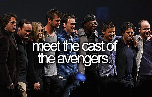 Oh my gosh, yes!! I just want to even get a picture with them or just say hi! Please!!!