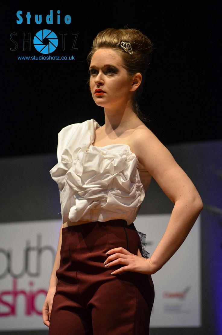 House of Fraser Fashion Show at South Coast Fashion Week