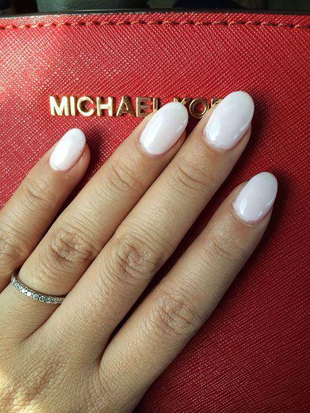 20 kurze und ovale Nägel – Nails