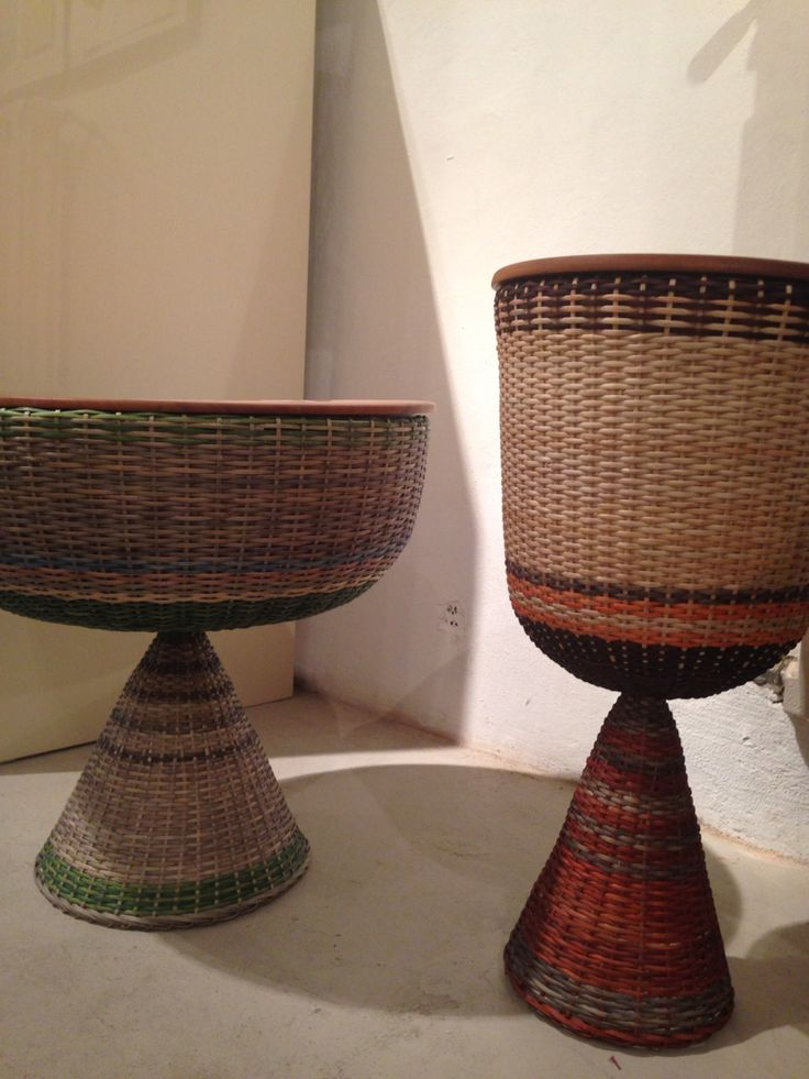 Woven tables
