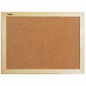 Купить Пробковая доска Axent 60 х 90 см, деревянная рама